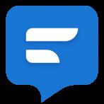 دانلود برنامه تغییر بخش پیامک اندروید Textra SMS