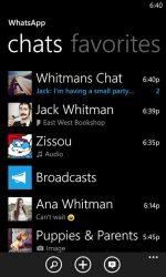 دانلو واتساپ برای گوشی های ویندوز فون Whatsapp Windows Phone