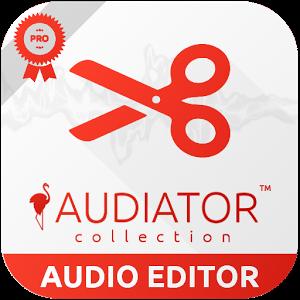 برنامه ی برش فایل های صوتی برای اندروید MP3 Cutter Ringtone Maker PRO