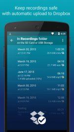 دانلود برنامه ی ضبط صدای برای اندروید Hi-Q MP3 Voice Recorder (Pro)
