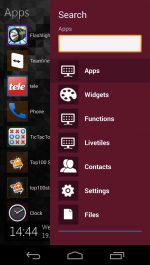 لانچر زیبای Windows 8 Metro Launcher Pro برای اندروید