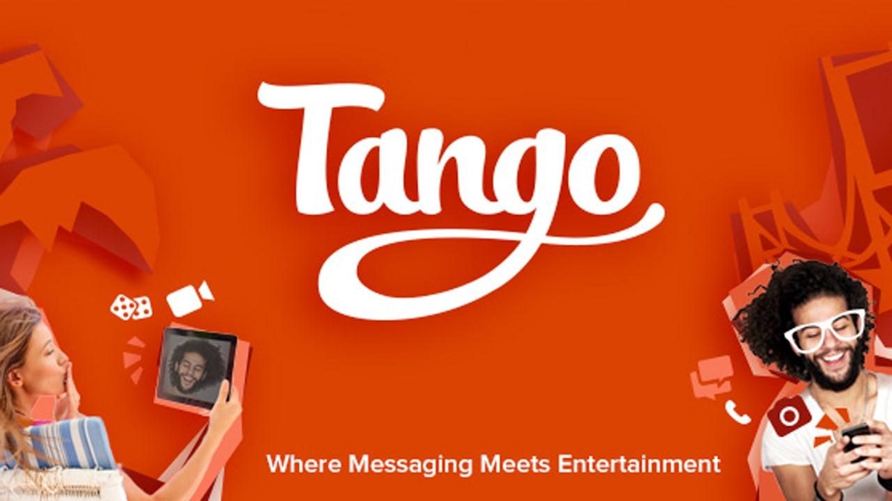 دانلود برنامه ی تانگو جهت برقرار کردن تماس صوتی و تصویری رایگان Tango