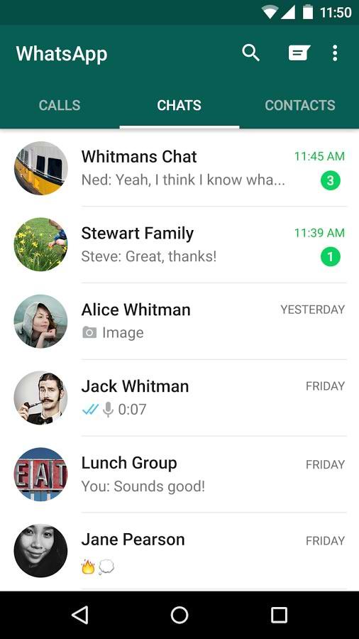دانلود واتساپ طلایی برای اندروید با لینک مستقیم دانلود نسخه جدید واتساپ برای اندروید WhatsApp با لینک مستقیم