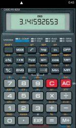 دانلود ماشین حساب مهندسی پیشرفته و حرفه ای برای اندروید Casio Scientific Calculator