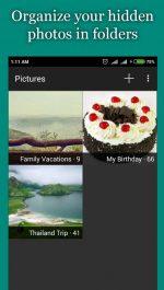 دانلود مخفی کردن فایل ها در اندروید Hide Photos, Video-Hide it Pro