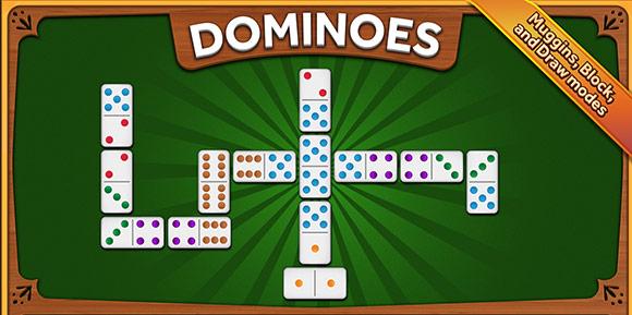 دانلود بازی زیبای دومینو برای اندروید Dominoes با لینک مستقیم