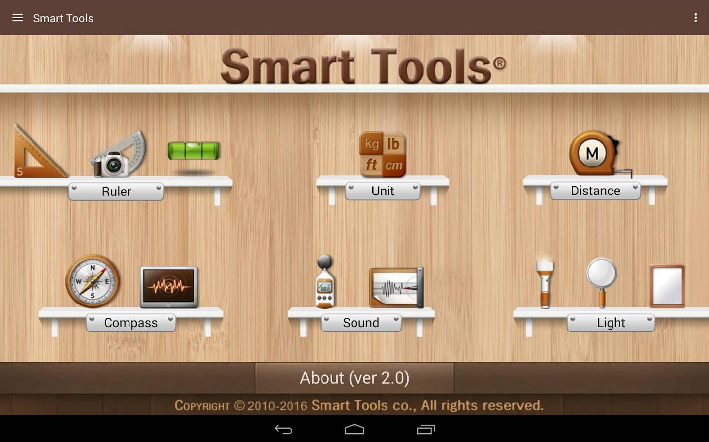 Smart Tools ابزار های مهندسی برای اندروید