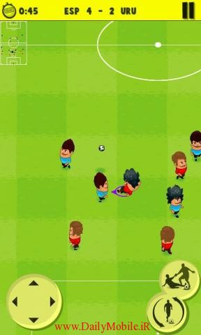 Super Pocket Football 201475