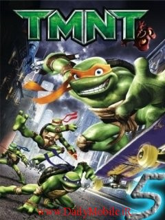 Teenage Mutant Ninja Turtles 3 java
