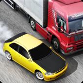 دانلود بازی بسیار زیبای ترافیک برای اندروید Traffic Racer