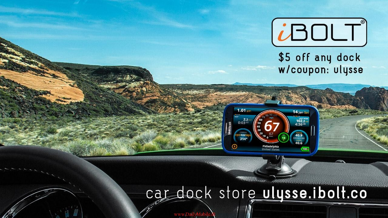 Ulysse Speedometer Pro سرعت سنج و داشبورد ماشین برای اندروید