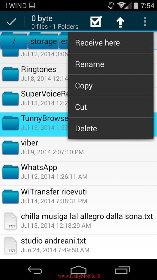 WiFi File Transfer Pro 1.0.27 7