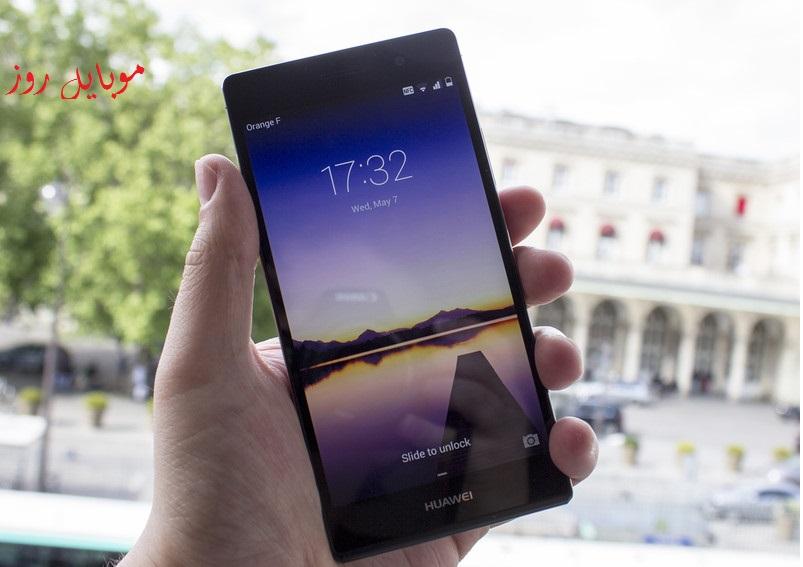 Huawei Ascend P7 هواوی اسند پی 7