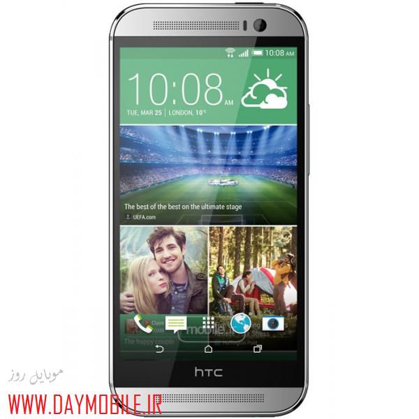معرفی گوشی معرفی اچ تی سی HTC One M8