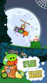 دانلود بازی بیسار زیبای خوک های بد برای اندروید Bad Piggies HD