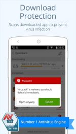 نسخه جدید مرورگر CM Browser – Fast & Secure اندروید