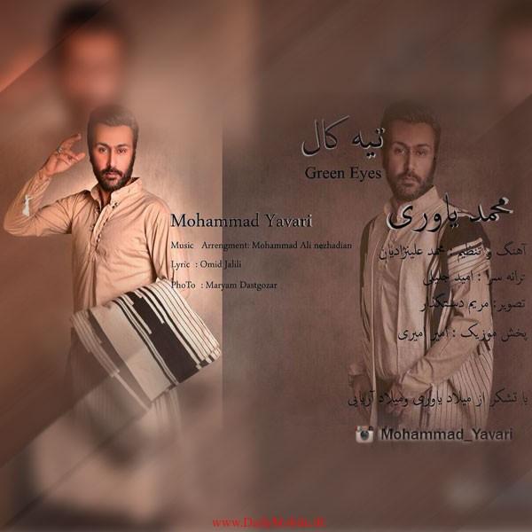 Mohammad Yavari - Green Eyesچشم سبز