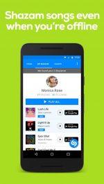 بهترین نرم افزار یافتن موزیک برای اندروید Shazam