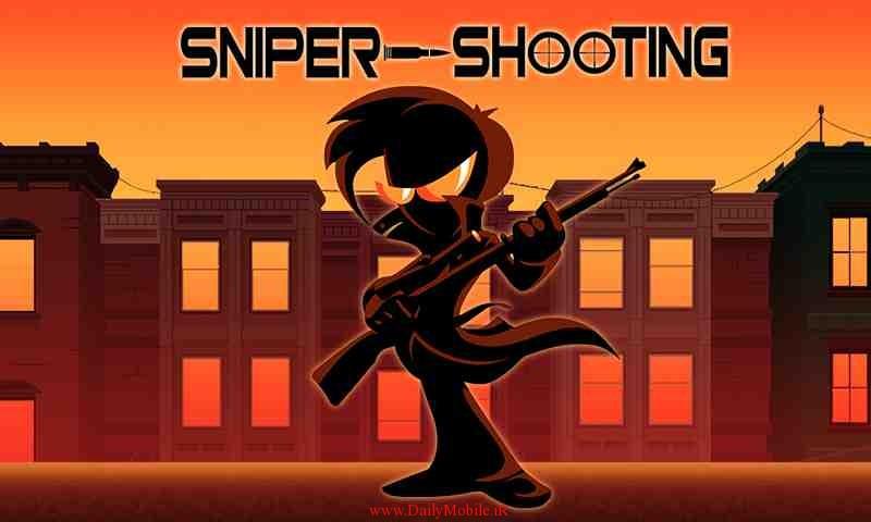 دانلود بازی اکشن و زیبای Top sniper shooting 1.1 برای اندروید