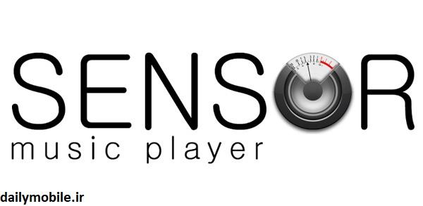 پخش آهنگ با موزیک پلیر سنسوری در اندروید Sensor music player