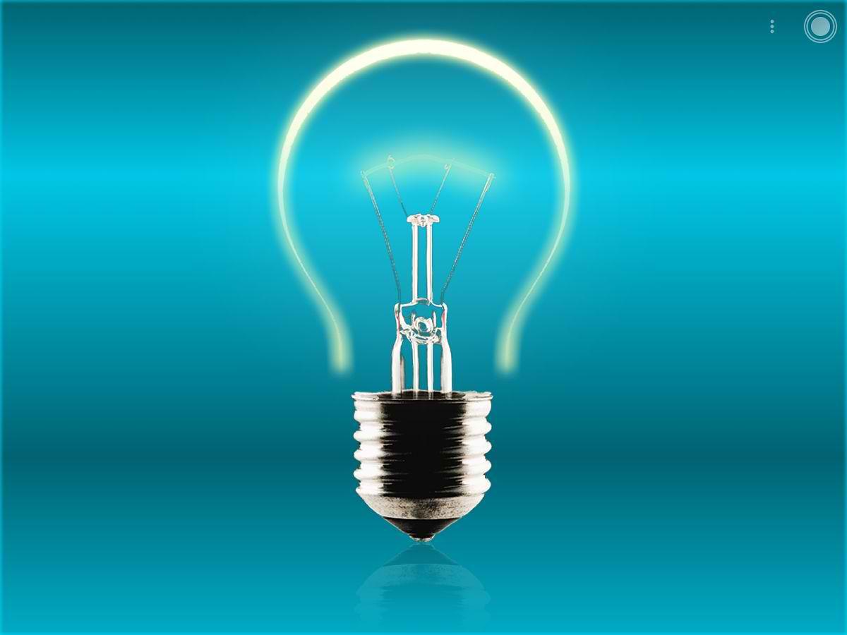 دانلود نرم افزار چراغ قوه برای اندروید Tiny Flashlight + LED