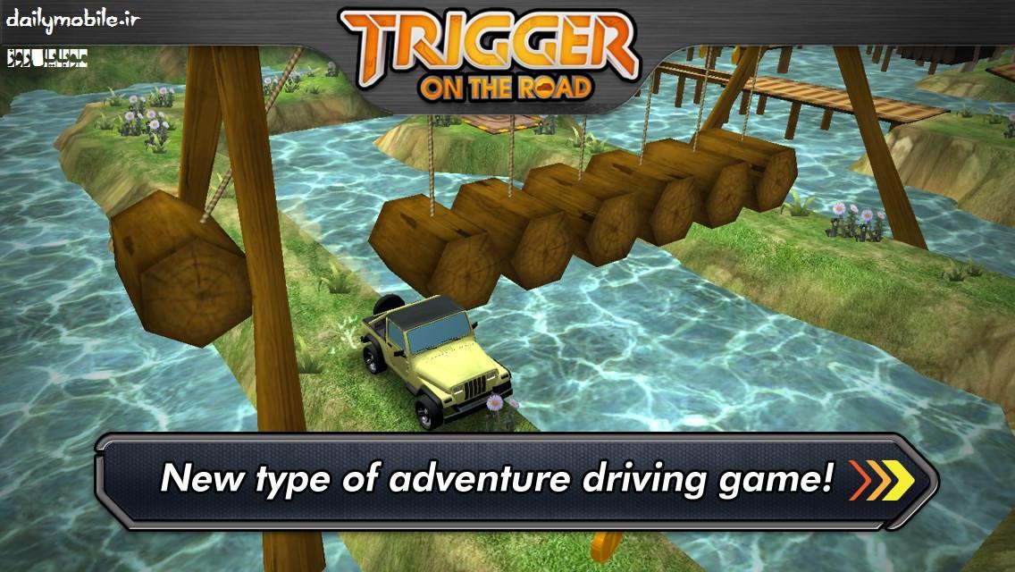 دانلود بازی Trigger On The Road برای اندروید
