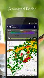 دانلود بهترین برنامه هواشناسی برای اندروید AccuWeather Platinum