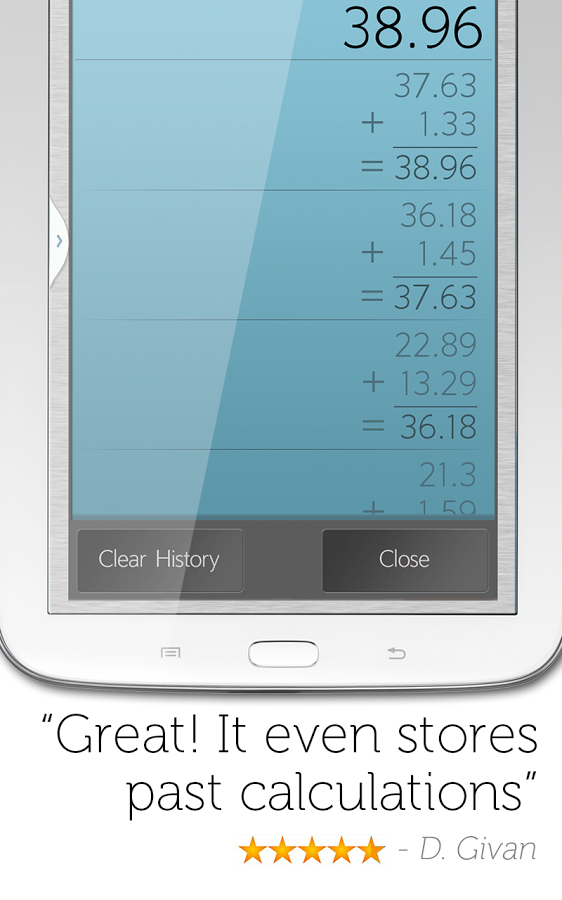 Calculator Plus 4.8121