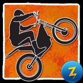 دانلود بازی زیبای موتور سواری و پرش از موانع برای اندروید GnarBike Trials Pro