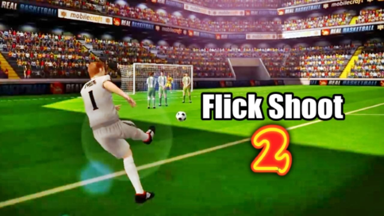دانلود بازی زیبای ضربه آزاد Flick Shoot 2 برای گوشی های اندروید