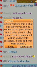 دانلود مسنجر آواکس برای اندروید AVACS Live Chat
