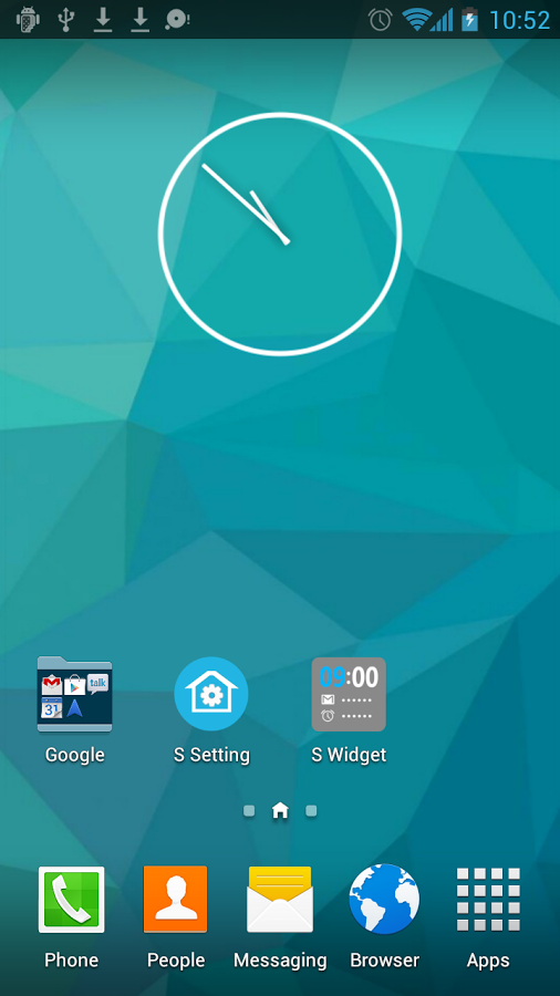 S Launcher Prime (Galaxy S5 Launcher) v2.9 (1)