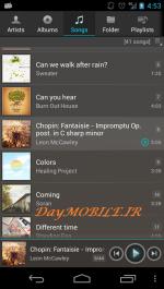 دانلود موزیک پلیر جت آدیو برای اندروید jetAudio Music Player+EQ Plus