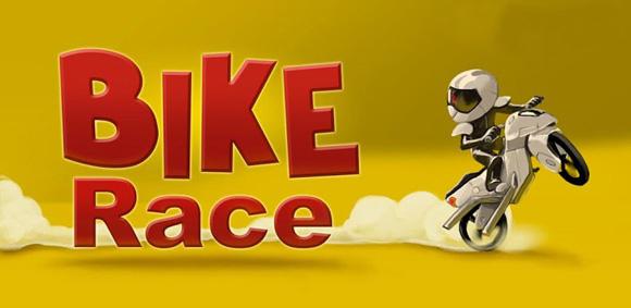 دانلود بازی موتورسواری برای اندروید Bike Race Pro by T. F. Games