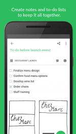 دانلود نرم افزار حرفه ای دفترچه یادداشت اندروید Evernote Premium