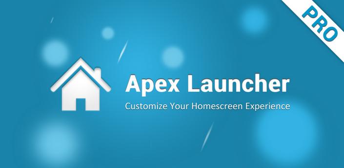 دانلود لانچر Apex Launcher Pro برای اندروید