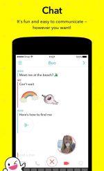 دانلود برنامه اسنپ چت برای اندروید Snapchat