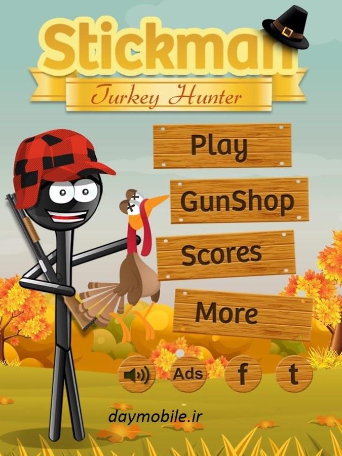 Stickman Turkey Hunter Pro1