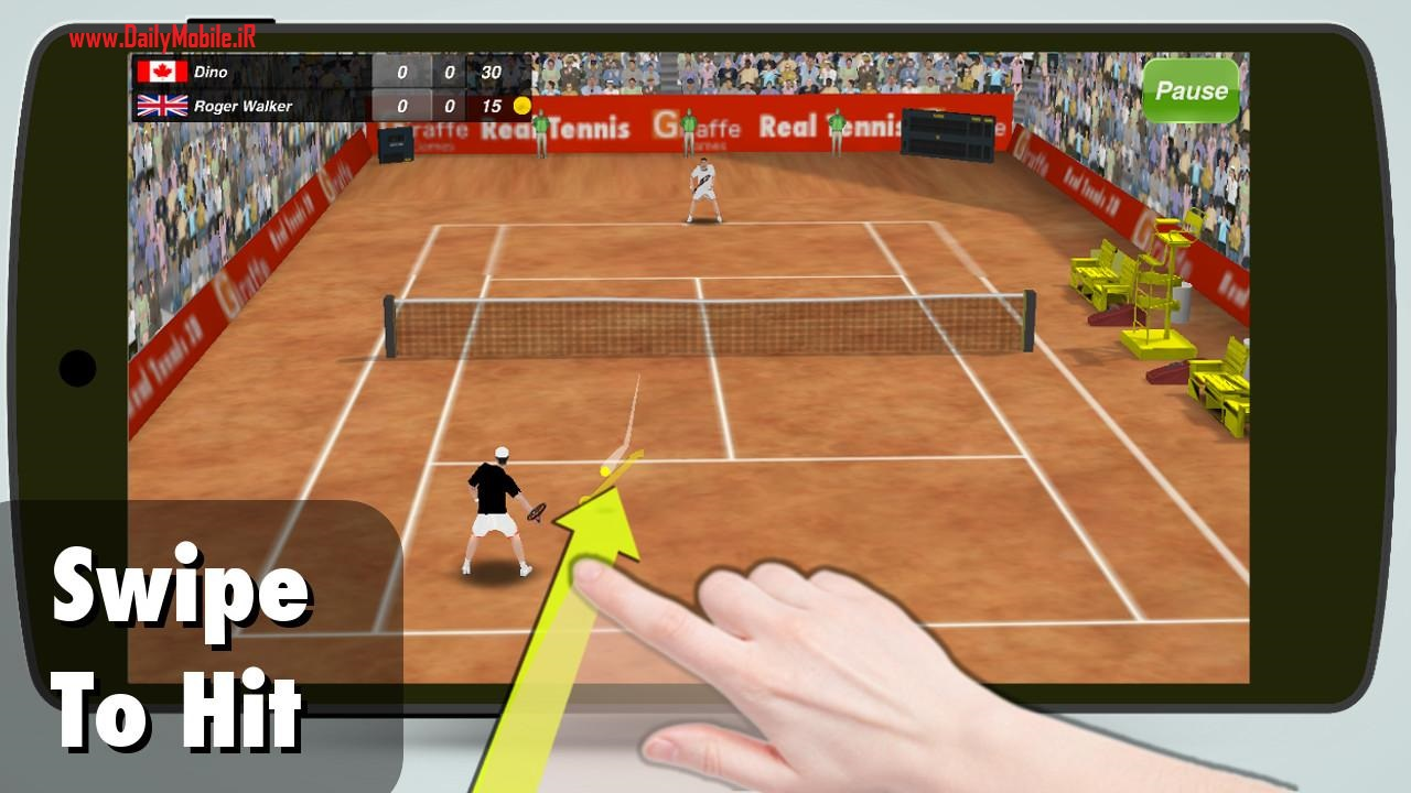 Tennis champion 3D v1.5.012