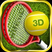 دانلود بازی مسابقات تنیس برای اندروید Tennis champion 3D