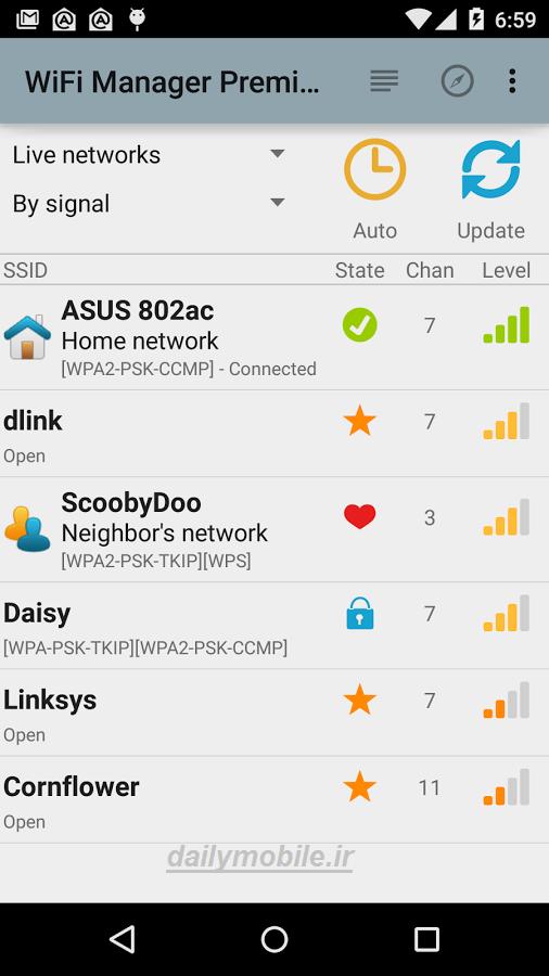 WiFi Manager Premium v3.21.0