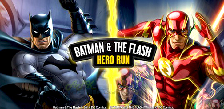 batman-the-flash-hero-run