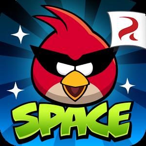 بازی زیبای پرندگان خشمگین فضایی برای اندروید Angry Birds Space Premium