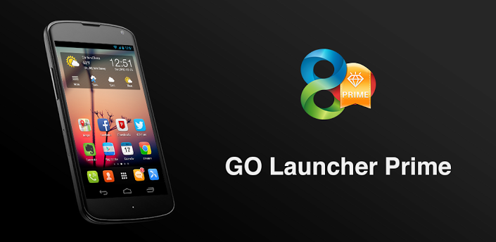 دانلود لانچر زیبای GO Launcher EX برای اندروید