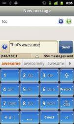 دانلود کیبورد گوشی های قدیمی برای اندروید NumberPad Keyboard 5.0.6