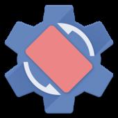 دانلود نرم افزار مدیریت چرخش صفحه Rotation - Orientation Manager اندروید