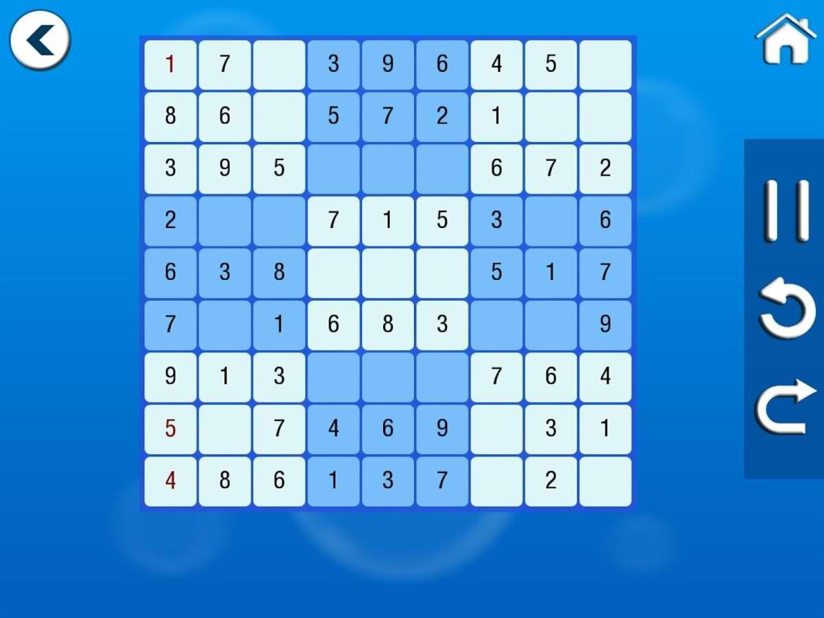 دانلود بازی زیبای سودوکو Sudoku Pro v1.3 برای اندروید