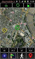 دانلود نرم افزار اندروید مشاهده موقعیت دقیق مکان شما با نرم افزار AndroiTS GPS Test Pro
