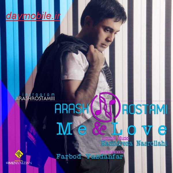 Arash Rostami - Mano Eshgh