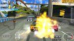 دانلود بازی زیبای Raging Thunder 2 HD ماشین سواری حرفه ای برای اندروید